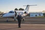 Irways Aviation CEO Ian Cooper