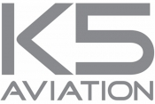 K5 Aviation logo