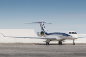 K5-Aviation prepares to be one of the first operators in the world of the Bombardier Global 7500