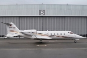 Learjet 60, serial number 161 at FAI Headquarters, Nuremberg.