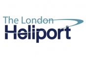 London Heliport logo