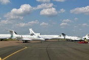 London Oxford Airport leads bizav bounce back