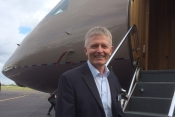 Marc Bailey - CEO of BBGA British Business General Aviation