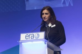 Monserrt Speaking at ERA 2018