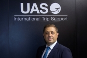 Mr. Omar Hosari, CEO UAS International Trip Support