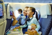 New Air Astana Economy Class