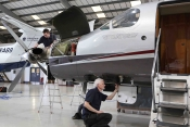 Oriens Aviation Acquires Avalon at Biggin Hill.