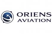Oriens Aviation logo
