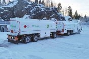 Oslo Airport first fuel location to supply Air BP Biojet.