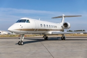 Planet Nine - Gulfstream G550 exterior