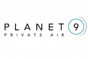 Planet Nine Private Air logo