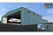 Rendering of Expanded Flying Colours Corp.
