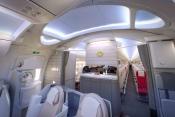 Royal Jordanian 787 Interior