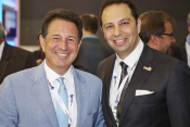 Tarek Ragheb and Rady Fahmy look forward to AfBAA's biggest event.