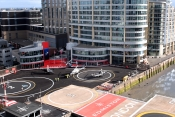 The London Heliport (photo credit - Aviation Images).