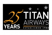 Titan Airways 25 years