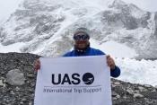 UAS CEO Omar Hosari to take on Kilimanjaro for Aviation Sustainability