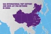 UAS DeerJet FBO China Network