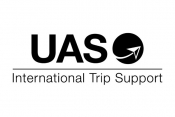 UAS International Trip Support logo