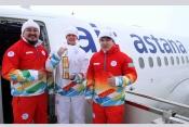 Universiade --- Air Astana