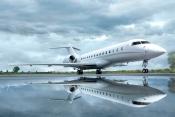 Vertis Global 6000 - Johannesberg based aircraft