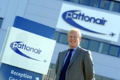 Wayne Hollinshead, CEO Pattonair